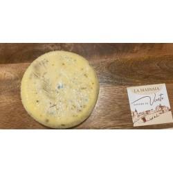 formaggio morbido da tavola al pistacchio